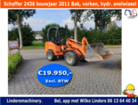 Schaffer-2436-loader-bouwjaar-2011