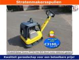 Strama-PC230-Hatz-B20-diesel-motor-elektrisch-gestart-schakeltrilplaat