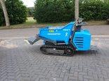VERKOCHT-Rupsdumper-Messersi-CH2-met-Kubota-motor-bouwjaar-2014