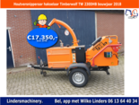Houtversnipperaar-hakselaar-Timberwolf-TW-230DHB-bouwjaar-2018