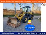 Yanmar-Schaeff-V80-loader-bouwjaar-2017-Klapbak--en-hydr.-snelwissel
