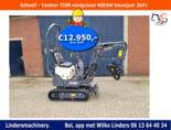 Schaeff-Yanmar-TC08-minigraver-NIEUW-bouwjaar-2021