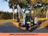 Minigraver-Bobcat-E19-bouwjaar-2015