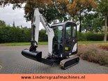 Minigraver-Bobcat-E16-bouwjaar-2013