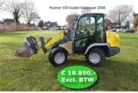 Kramer-350-loader-bouwjaar-2008-(met-video)