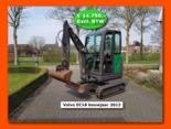 Minigraver-Volvo-EC18-Bouwjaar-2013-(met-video)