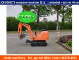 Minigraver-JCB-8008-CTS--bouwjaar-2011
