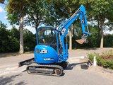 JCB 8025 bouwjaar 2012 Verkocht Sold_3