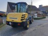 Yanmar-Schaeff V80 loader bouwjaar 2017 Klapbak  en hydr. snelwissel_3