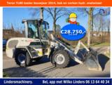 Terex TL80 loader bouwjaar 2014, bak en vorken hydr. snelwissel_3