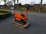 Trilplaat Bomag BPR55/65 bouwjaar2008_3