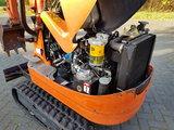 Minigraver JCB 8008 CTS  bouwjaar 2011_3