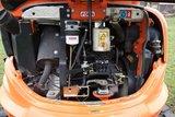 VERKOCHT Minigraver JCB 8035 bouwjaar 2011_3