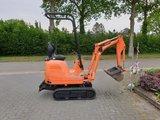 VERKOCHT Minigraver JCB 8008 CTS bouwjaar 2011_3
