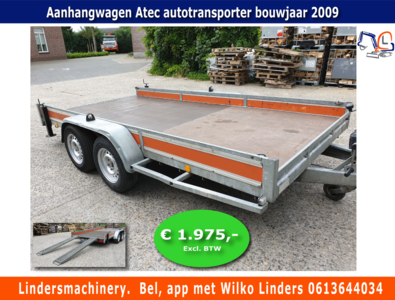 Atec auto transporter (machine transporter)