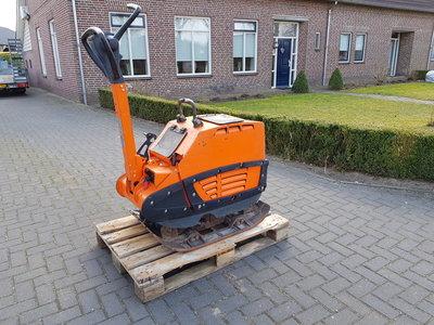 Trilplaat Bomag BPR55/65 bouwjaar2008